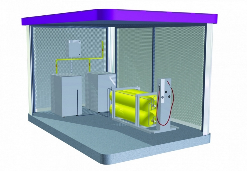 MICRO CNG STATIONS